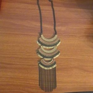 Express necklace (never worn)